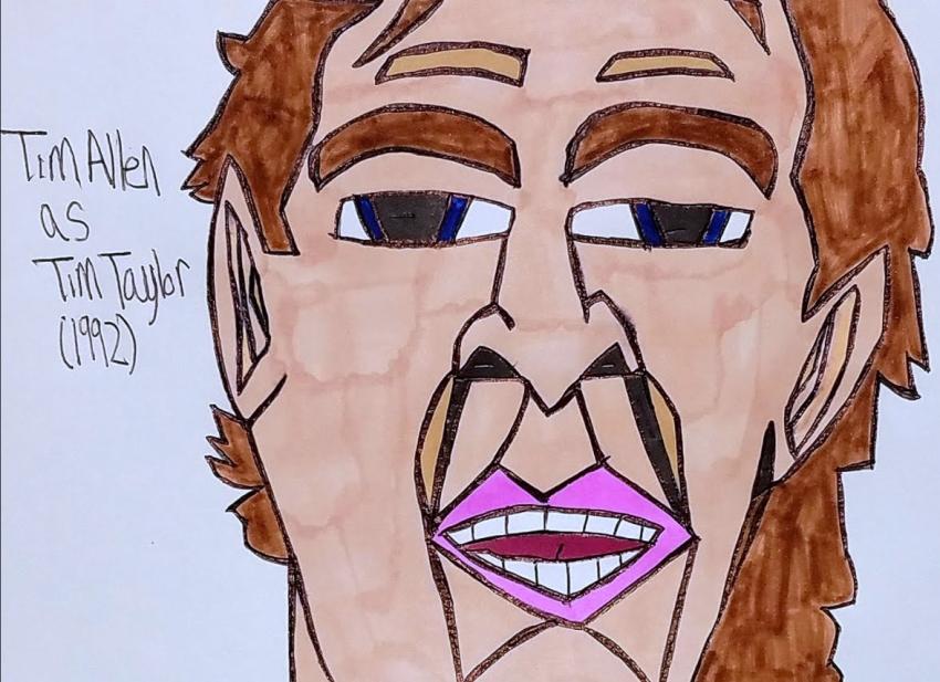 Tim Allen par armattock